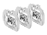 Bosch Smart Home Adapter Merten (M) - Switch mounting adapter (pack of 3)