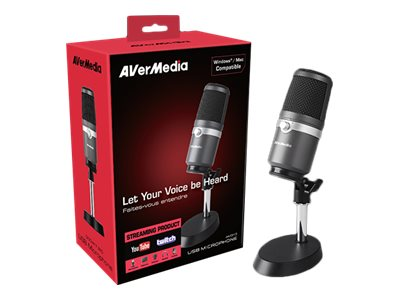 AVerMedia AM310 - microphone
