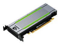 NVIDIA Tesla T4 - GPU computing processor - Tesla T4 - 16 GB GDDR6 - PCIe 3.0 x16 low profile - for ProLiant DL360 Gen10, DL380 Gen10, DL385 Gen10
