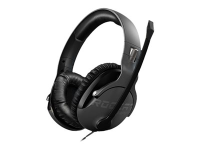 ROCCAT Khan Pro Headset full size wired 3.5 mm jack gray