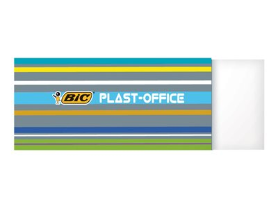 Gommes BIC Plast-office - gomme