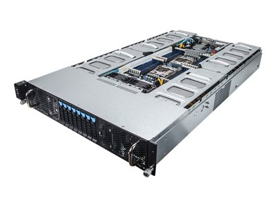 Gigabyte G250-G51 (rev. 1.0) Server rack-mountable 2U 2-way RAM 0 GB SATA