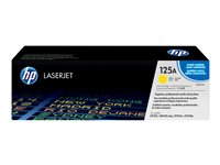 HP 125A - Yellow