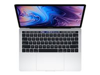 Apple MacBook Pro 13.3' 8GB 512GB Intel Iris Plus Graphics 655 Sølv