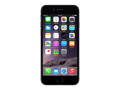 Apple iPhone 6 - space gray - 4G - 64 GB - CDMA / GSM - smartphone