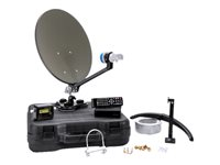 Xoro MCA 38 HD SET - Mobiles Satelliten-TV-System