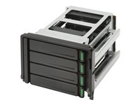 HP High Density 4 Bay Storage Kit - Storage bay adapter