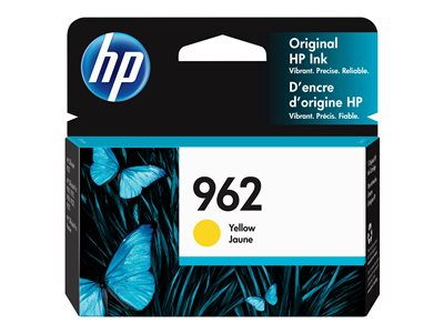 HP 962 Yellow original Officejet ink cartridge