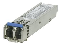 Allied Telesis AT SPLX10 - SFP (mini-GBIC) transceiver module - Gigabit Ethernet - 1000Base-LX - LC single-mode - up to 10 km - 1310 nm