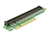DeLOCK PCIe Extension Riser Card x8 > x16 - Carte fille