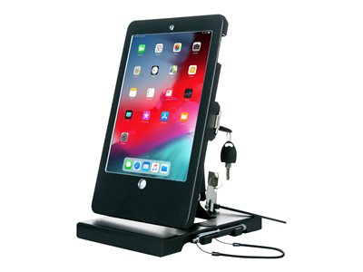 CTA Flat-Folding Tabletop Security Stand Stand for tablet lockable screen size: 9.7INCH