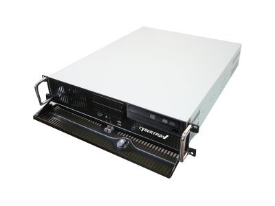 CybertronPC Quantum SVQJA1622 Server rack-mountable 2U 1-way 1 x Pentium G860 / 3 GHz