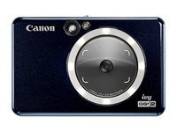 Canon ivy CLIQ+2 Digital camera compact with photo printer 8.0 MP Bluetooth -