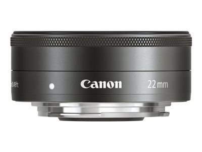 Canon EF-M Wide-angle lens 22 mm f/2.0 STM Canon EF-M for