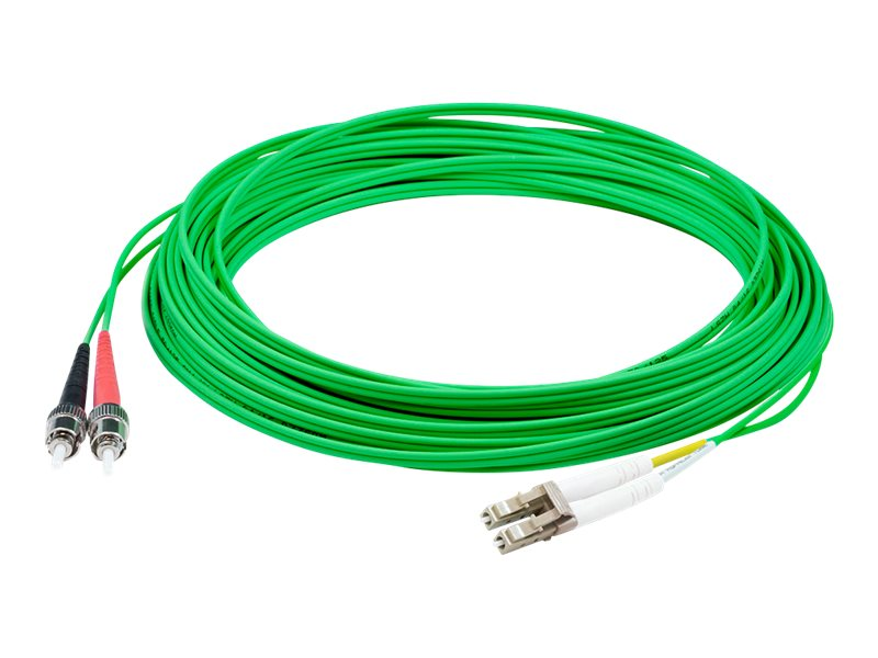 AddOn patch cable - 15 m - green