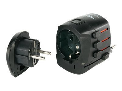 ANSMANN ALL-IN-ONE 3 World Travel Adapter - Netzanschlussadapter-Kit