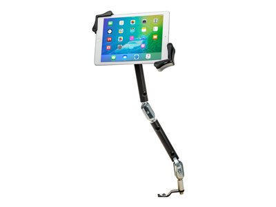 CTA Multi-Flex Car Mount Stand for tablet (adjustable arm) lockable screen size: 7INCH-14INCH