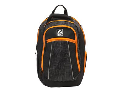 M-Edge Commuter Backpack with Battery Notebook carrying backpack 17INCH black/orang
