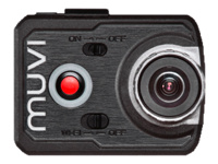 Veho muvi K-Series K-2 NPNG - Action camera - mountable - 1080p - 16.0 MP - Wi-Fi - underwater up to 100m