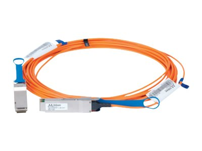 Mellanox LinkX 100Gb/s Active Optical Cables InfiniBand cable QSFP to QSFP 20 m