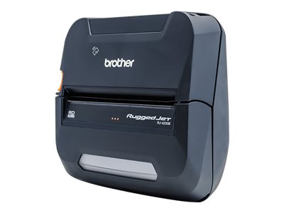 Brother RuggedJet RJ-4230BL Label printer thermal paper Roll (4.45 in) 203 dpi  image