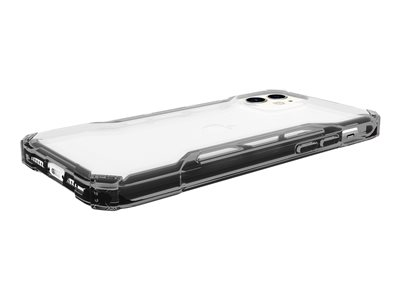 Element Case Rally Back cover for cell phone polycarbonate black for Ap