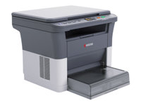 Kyocera FS-1220MFP - Multifunction printer - B/W - laser - A4 (210 x 297 mm), Legal (216 x 356 mm) (original) - A4/Legal (media) - up to 20 ppm (copying) - up to 20 ppm (printing) - 250 sheets - USB 2.0