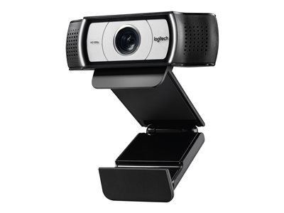 Logitech Webcam C930e Web camera color 1920 x 1080 audio USB 2.0 H.264