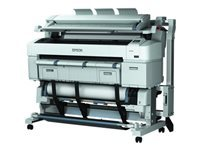 "Epson SureColor SC-T7200D - 44"" large-format printer - colour - ink-jet - Roll (111.8 cm) - 2880 x 1440 dpi - up to 2.14 prints/min (mono) / up to 2.14 prints/min (colour) - USB 2.0, Gigabit LAN"