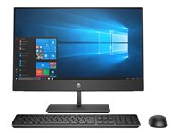 "HP ProOne 440 G5 - All-in-one - 1 x Core i7 9700T / 2 GHz - RAM 16 GB - SSD 512 GB - NVMe - DVD-Writer - UHD Graphics 630 - GigE, Bluetooth 5.0 - WLAN: 802.11a/b/g/n/ac, Bluetooth 5.0 - Win 10 Pro 64-bit - monitor: LED 23.8"" 1920 x 1080 (Full HD) - keyboard: UK"