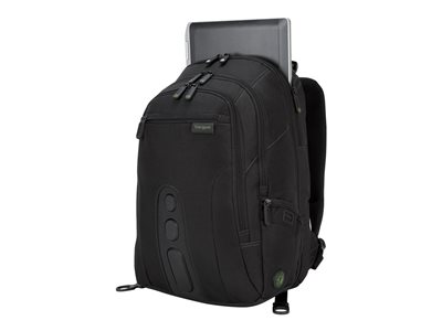 Targus Spruce EcoSmart Backpack Notebook carrying backpack 15.6INCH 16INCH black