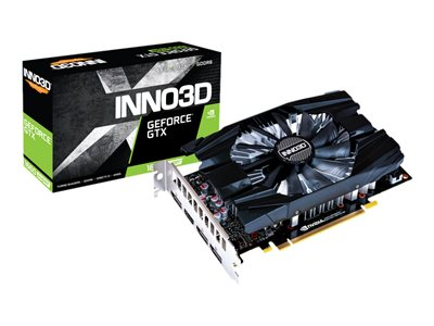 Inno3D GeForce GTX 1660 SUPER Compact 6GB GDDR6