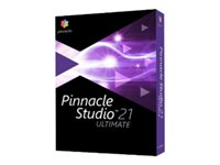 Pinnacle Studio Ultimate - (v. 21) - ensemble de boîtes - 1 utilisateur - Win - Multilingue - Europe