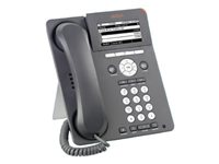 Avaya one-X Deskphone Edition 9620 IP Telephone - VoIP phone - H.323, SIP - charcoal grey
