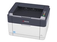 Kyocera FS-1041 - Printer - monochrome - laser - A4/Legal - 1800 x 600 dpi - up to 20 ppm - capacity: 250 sheets - USB 2.0