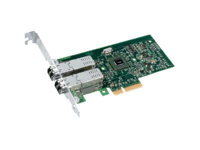 Intel PRO/1000 PF Dual Port Server Adapter - nettverksadapter