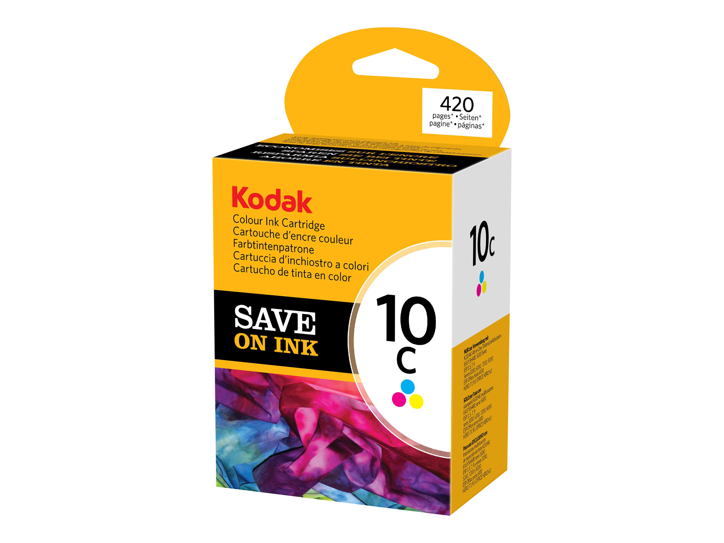 Kodak Color Ink Cartridge - 1 - Original - Tintenpatrone - für ESP 3250, 5, 5250, 7, 7250, 9, Office 6150; HERO 6.1, 7.1, 9.1; OFFICE HERO 6.1