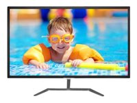 "Philips E-line 323E7QDAB - Écran LED - 32"" (31.5"" visualisable) - 1920 x 1080 Full HD (1080p) - IPS - 250 cd/m² - 1000:1 - 5 ms - HDMI, DVI-D, VGA - haut-parleurs - noir brillant"