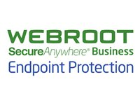 Webroot SecureAnywhere Business Endpoint Protection Global Site Manager