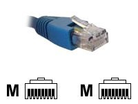 Patch Cord NXT Cat6 2.1m/7Ft UTP RJ45 Azul