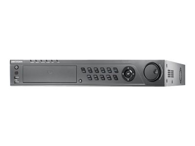 Hikvision DS-7300 Series DS-7316HWI-SH Standalone NVR 16 channels 9 TB networked 1.5U