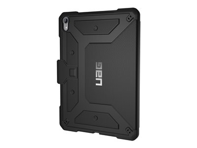 UAG Rugged Case for iPad Pro 11-inch Metropolis Black Flip cover for tablet black