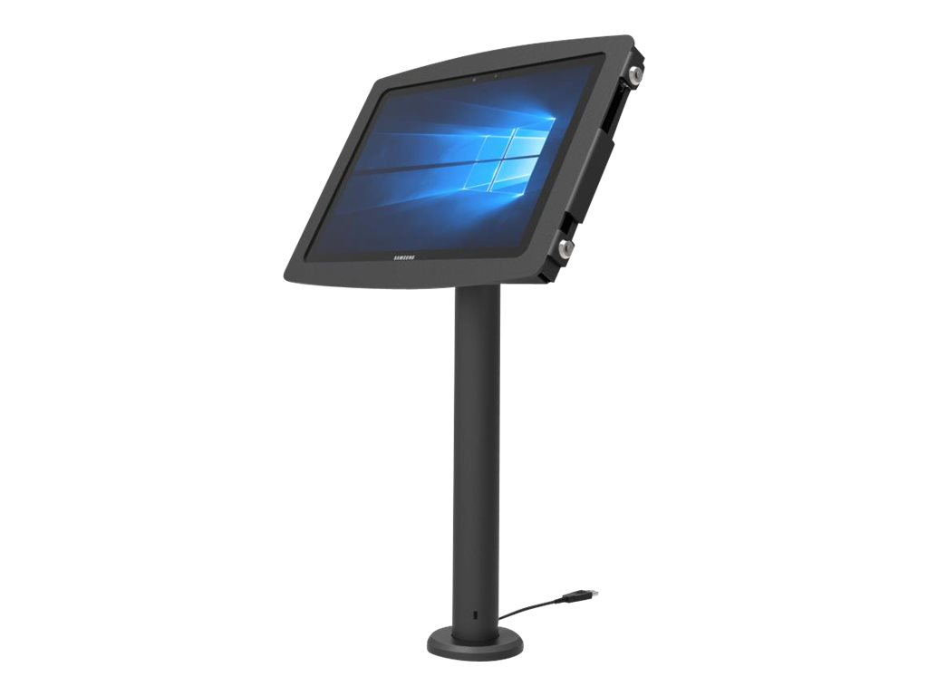 """Compulocks Space Rise Surface Pro 3/4 / Galaxy TabPro S Counter Top Kiosk 16"""" Black - stand"""