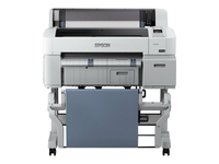 "Epson SureColor SC-T3200 - 24"" large-format printer - colour - ink-jet - Roll A1 (61.0 cm) - 2880 x 1440 dpi - up to 2.14 ppm (mono) / up to 2.14 ppm (colour) - USB, Gigabit LAN"