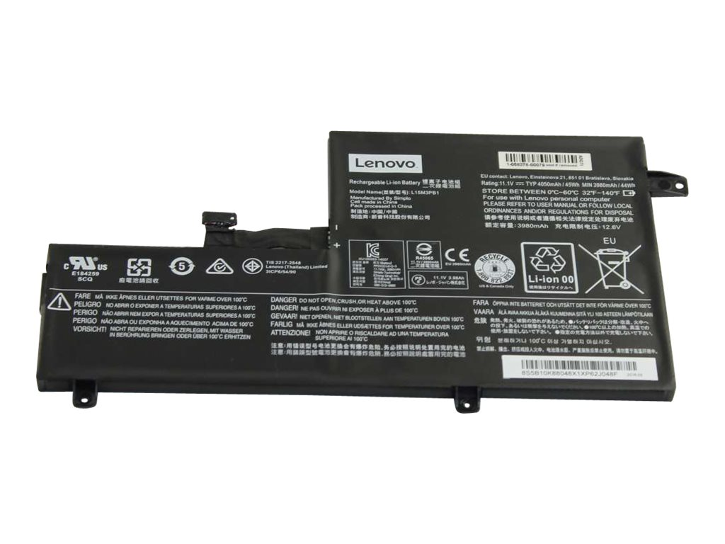 BTI - notebook battery - 45 Wh