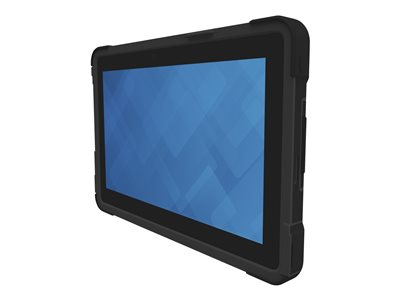 Targus SafePORT Rugged Max Pro Back cover for tablet rugged silicone, polycarbonate black