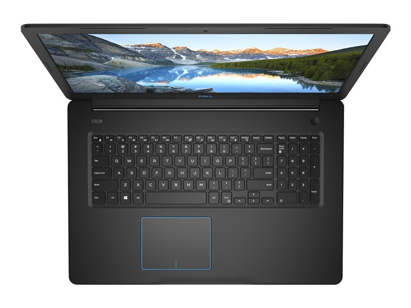 """Dell G3 3779 - 17.3"""" - Core i5 8300H - 8 Go RAM - 128 Go SSD + 1 To HDD"""