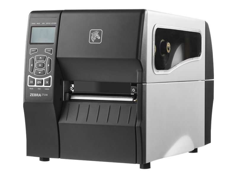 Zebra ZT230 - label printer - monochrome - direct thermal