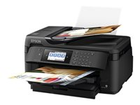 Epson WorkForce WF-7710DWF Multifunction printer color ink-jet 11.7 in x 17 in (original)  image