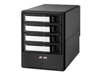 Areca ARC-8050T3-4 Hard drive array 4 bays (SATA-600 / SAS-3) Thunde